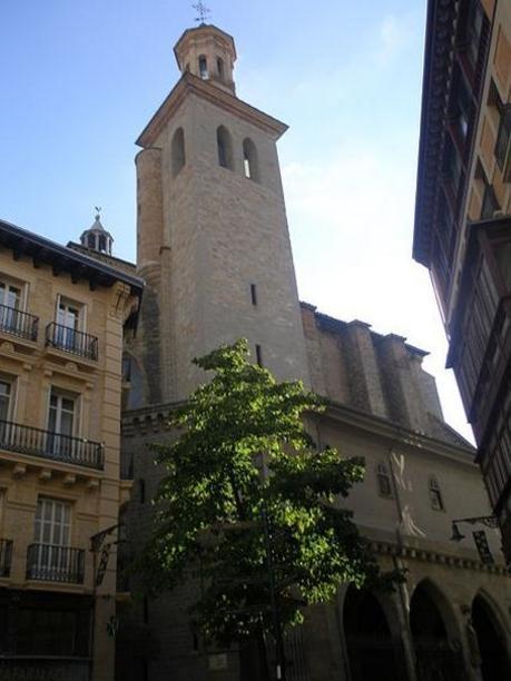 iglesia de San Cernin o San Saturnino