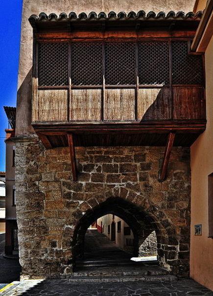 Montalbán, Portal de Daroca