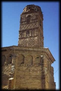 Orera torre mudejar de Santiago