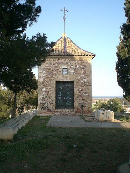 La Ermita de Santa Bárbara, en el Puig