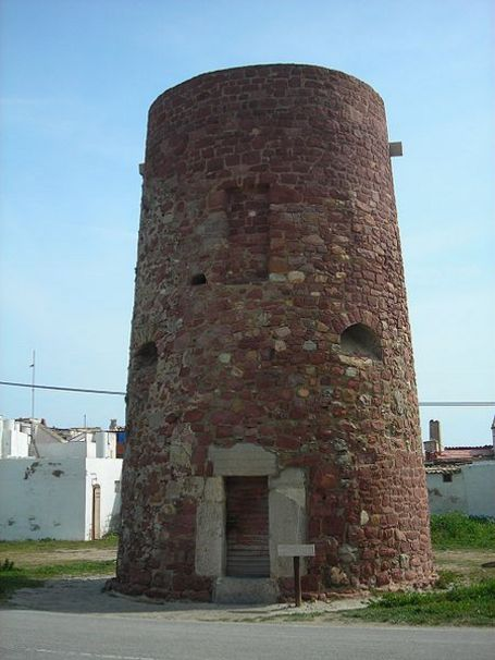 La Torre de Guaita, el Puig, Huerta Norte