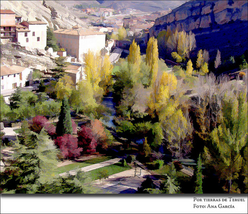 tierras de Teruel