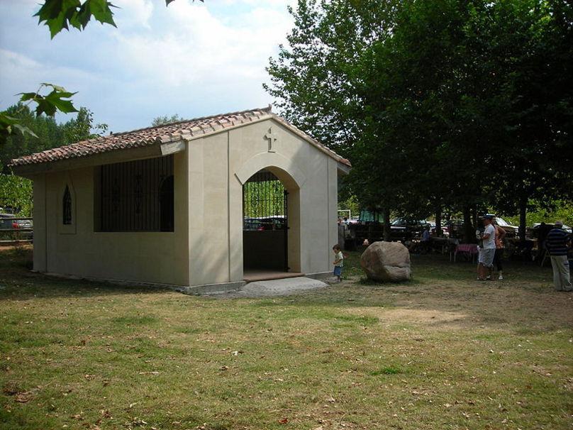 Ermita de la Virgen de la Almedaña, La Rioja