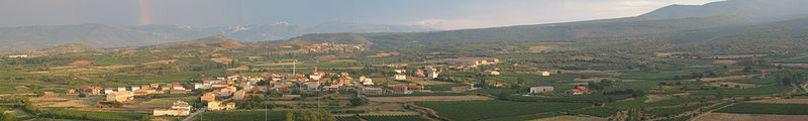 Geografia Medrano, La Rioja