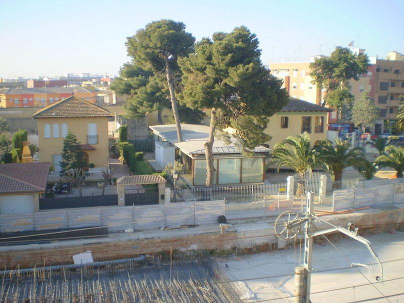 Chalet de puchades ahora Centro de Mayores en Benimamet