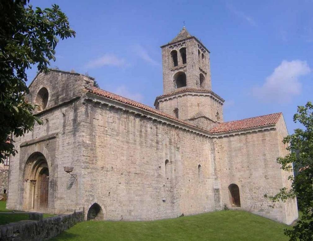 Monasterio de Sant Pere