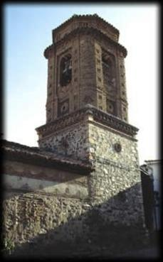 Val de San Martin torre mudejar