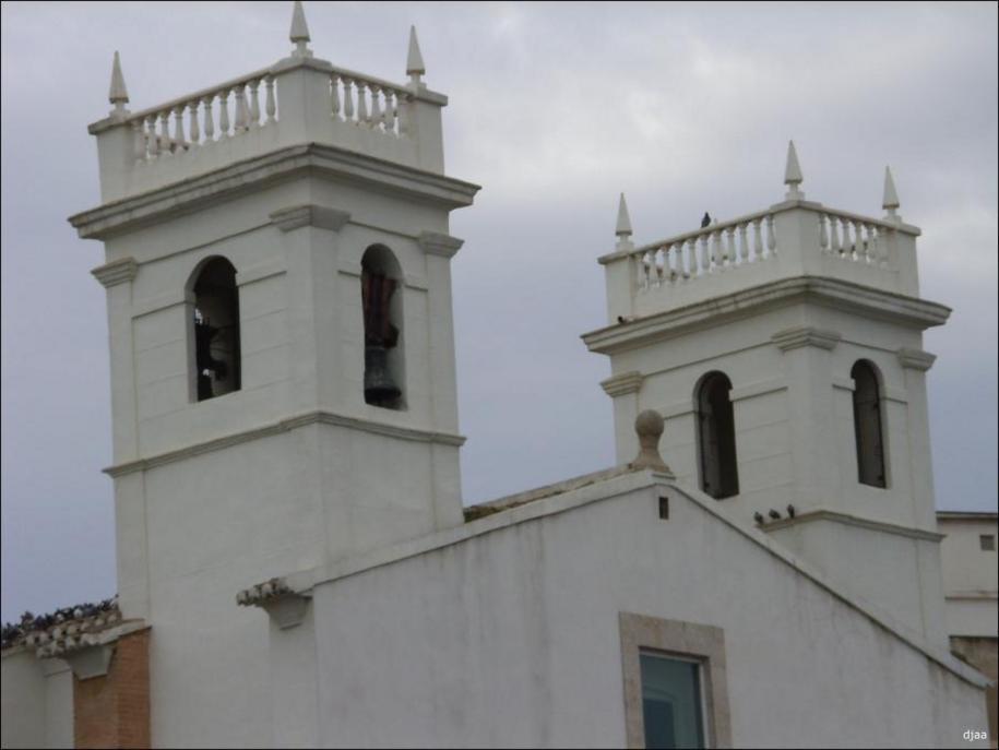 Campanario de la Iglesia de Nuestra Señora de Monteolieve