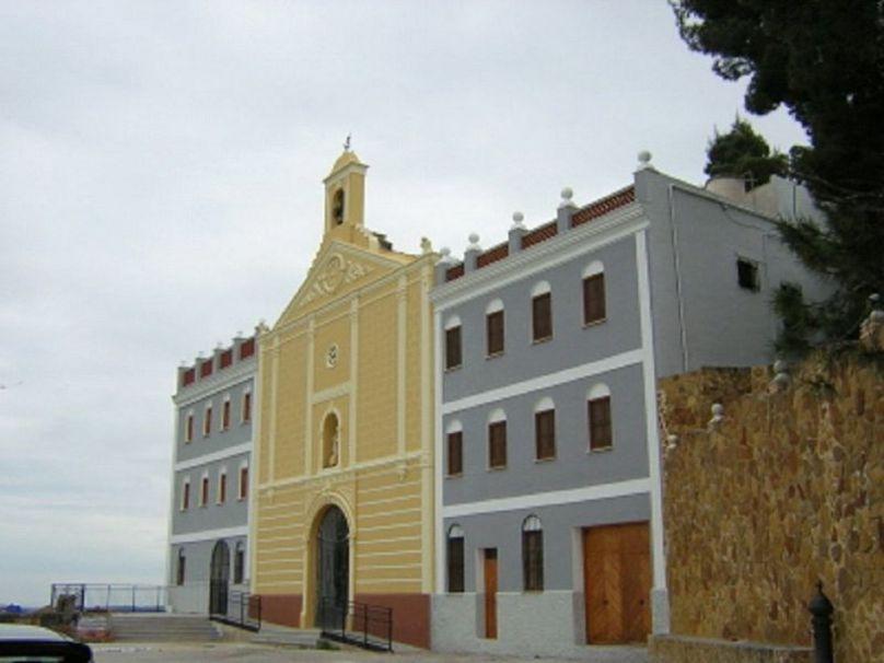 Ermita de la Virgen de Montiel en Benaguasil, Campo de Turia