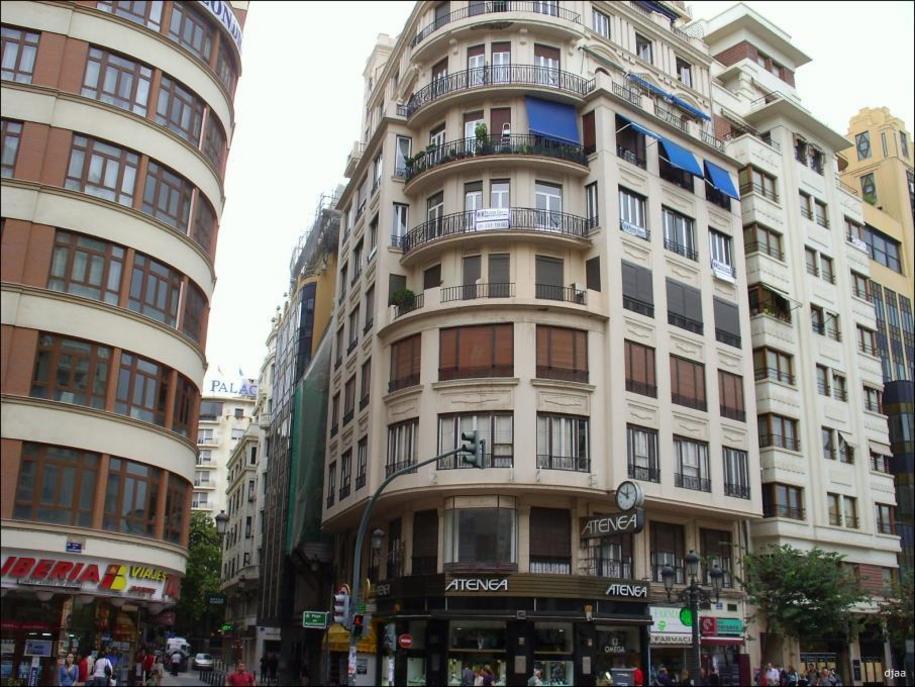 Arquitectura de la ciudad de Valencia