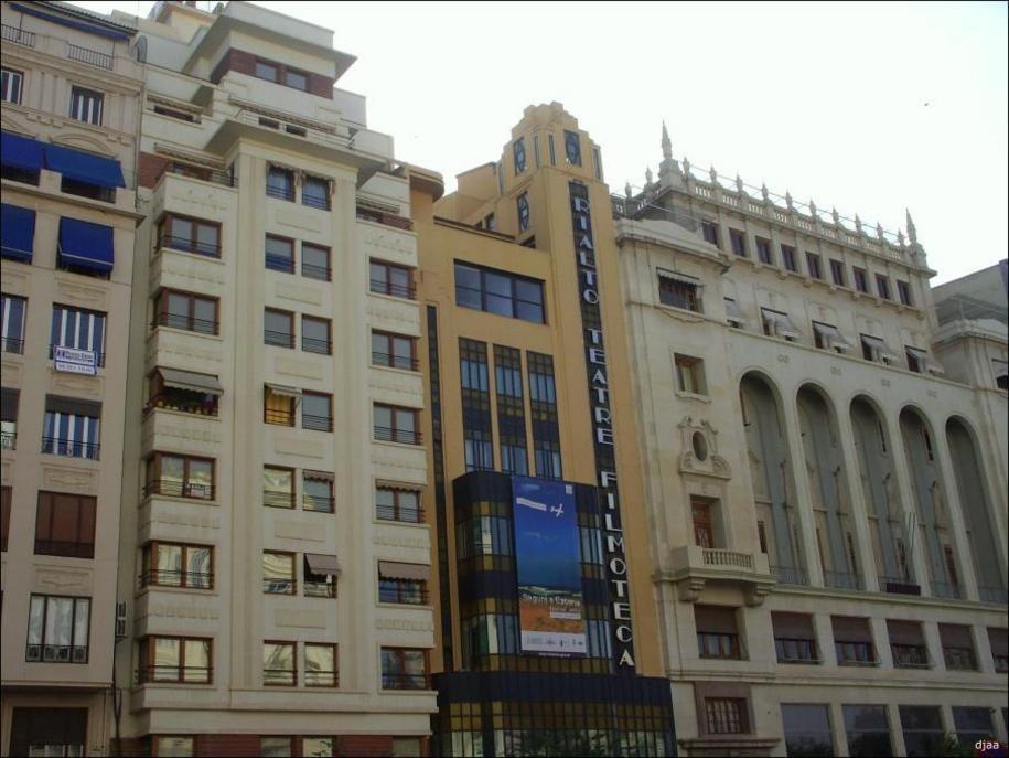 Cine teatro Rialto en Valencia