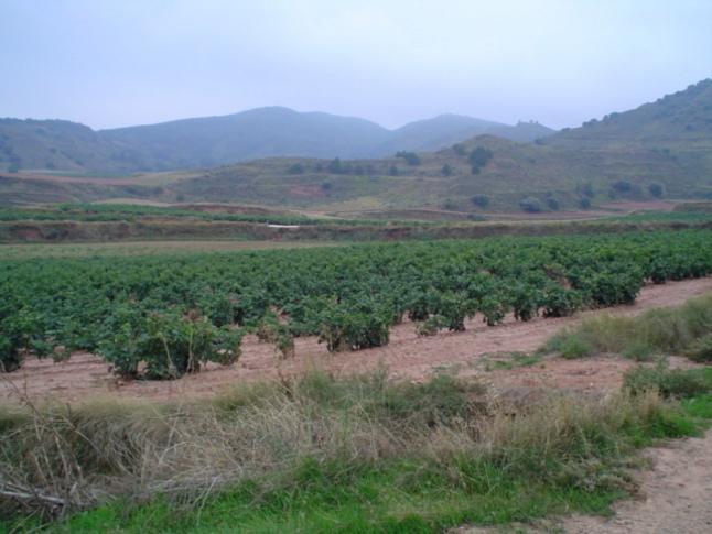 Geografía, Ventosa, La Rioja