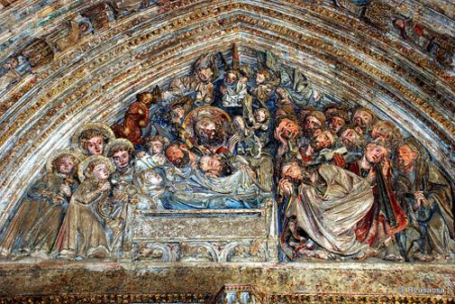 Catedral de Santa María de Pamplona, Navarra, España