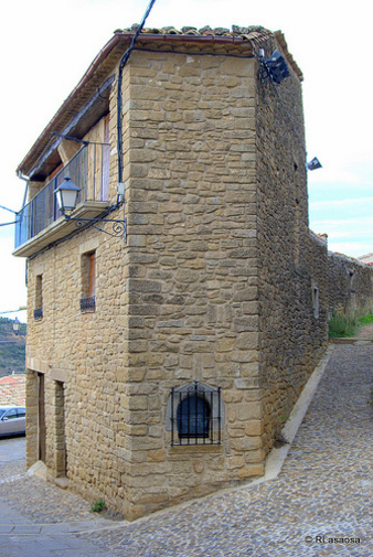Casa en Ujué, Navarra, España