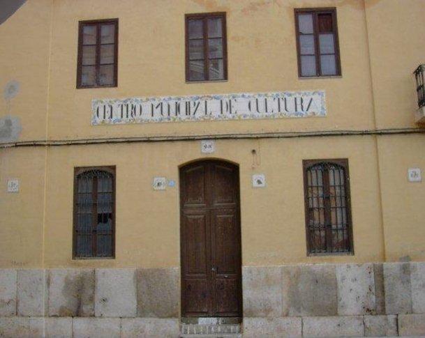 Casa de la cultura de Alfara del Patriarca