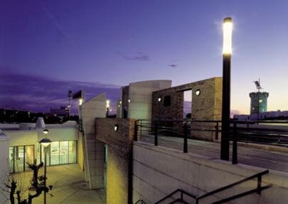 Edificios modernos de Paterna