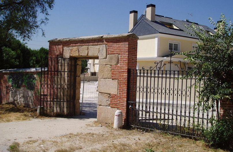 Puerta del Zarzón. Casa de Campo. Madrid