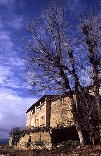 El Maestrazgo: masia 1