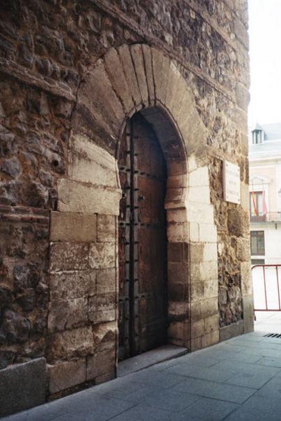 Puerta arabe de Madrid