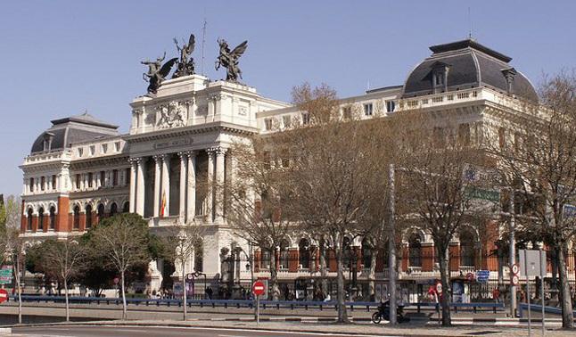 Ministerio de Agricultura, Pesca y Alimentación de España, en Madrid.