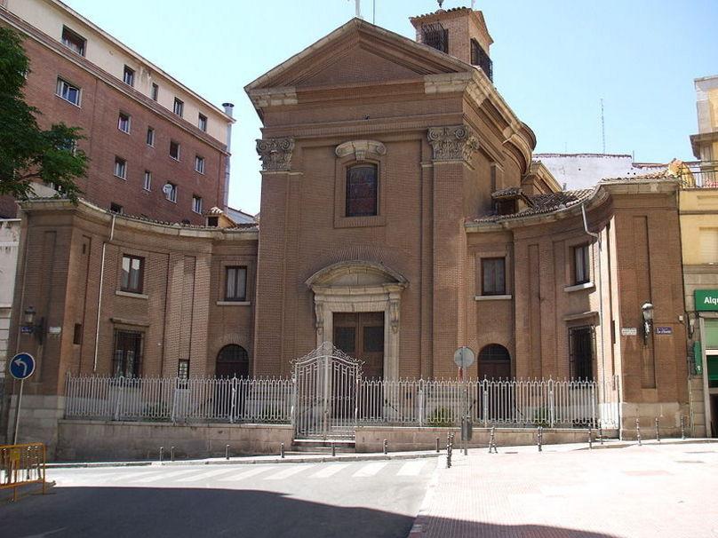 Iglesia de San Marcos (Madrid)