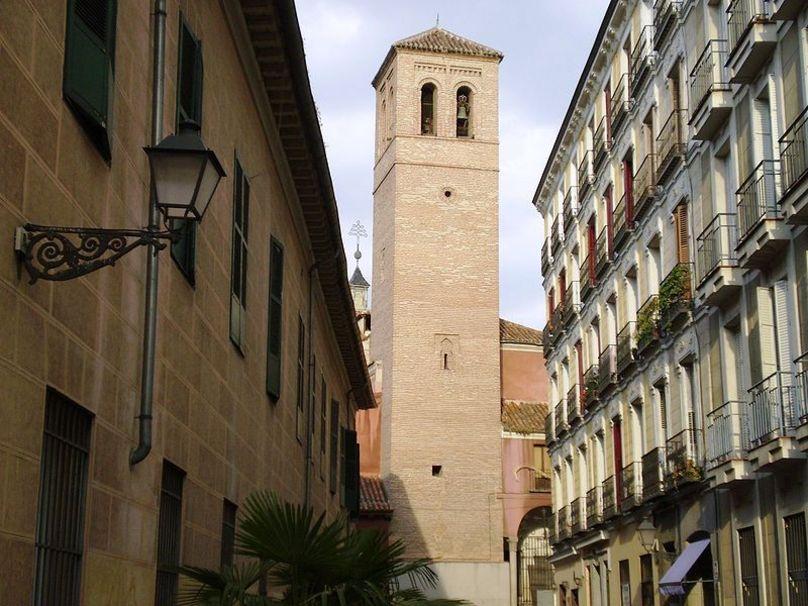 Campanario de la Iglesia de San Pedro el Viejo, Madrid