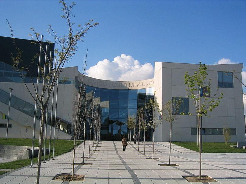 Centro Cívico José Saramago, sede de la Junta de Distrito de San Nicasio, Leganés