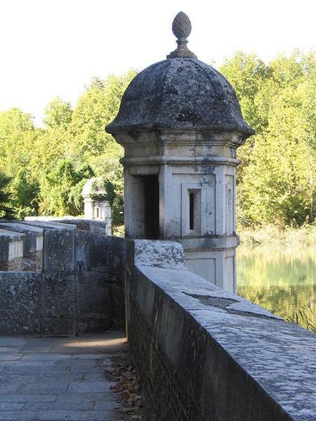 Embarcadero del río Tajo en el Jardín del Príncipe de Aranjuez