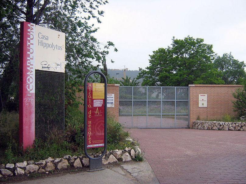 Yacimiento arqueológico de época romana ubicado en Alcalá de Henares.