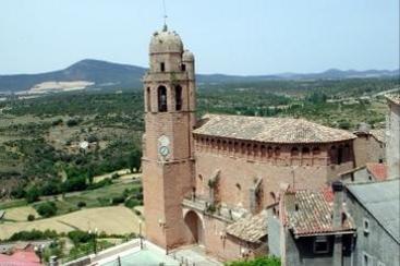 Estopiñan Del Castillo, iglesia del Salvador