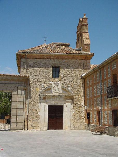 Monasterio de San Ignacio Mártir de Loeches.