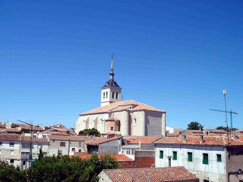 Iglesia parroquial de Santa María la Mayor, Colmenar de Oreja