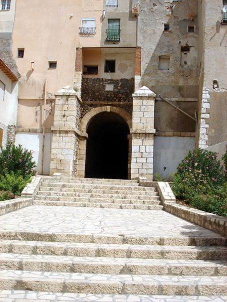 Puerta de Zacatín, Colmenra de Oreja