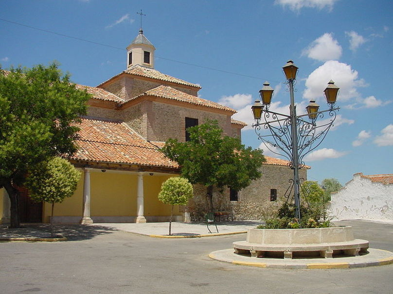Iglesia en Fuentidueña de Tajo