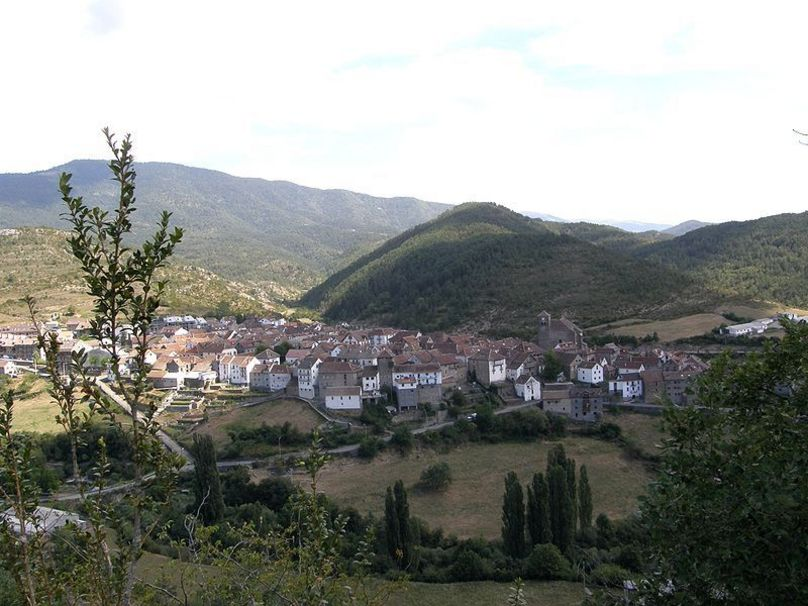 Ansó (Valle de Ansó, Jacetania, Huesca, Zaragoza)