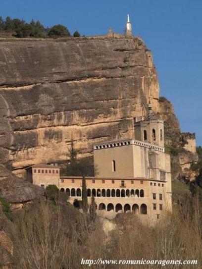 Basilica de la Peña en Graus
