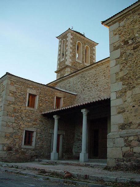 Iglesia en Gascones.