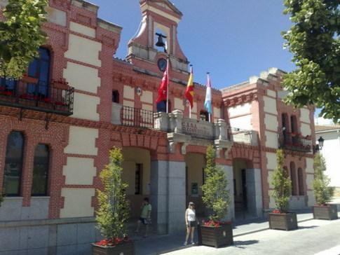 Ayuntamiento de Rascafria. Madrid