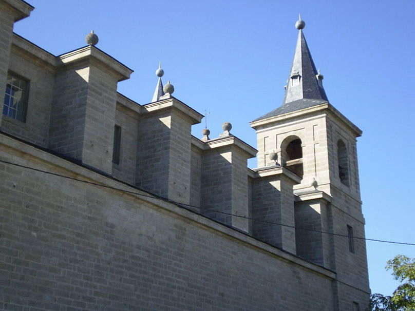 La Iglesia de San Bernabé, El Escorial
