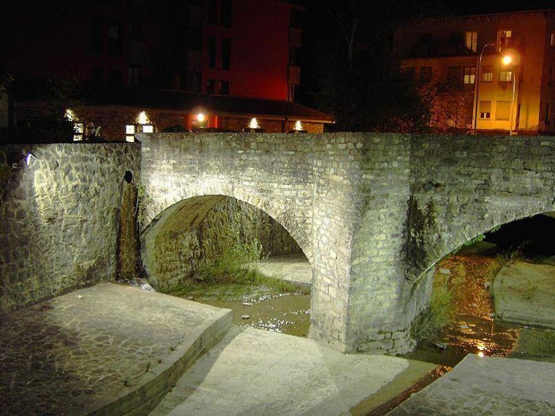 Boltaña puente.