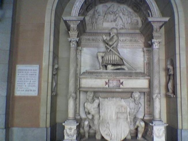 Iglesia de Montserrat en Barcelona