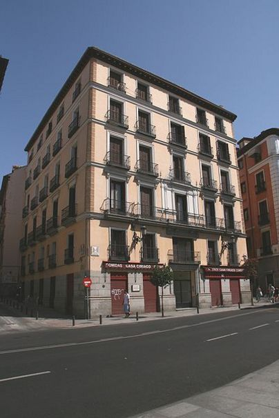 Casa Ciriaco (Calle Mayor 84) - Madrid
