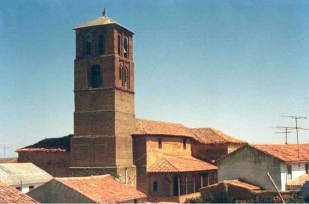 Mayorga Iglesia de Santa María de Arbas