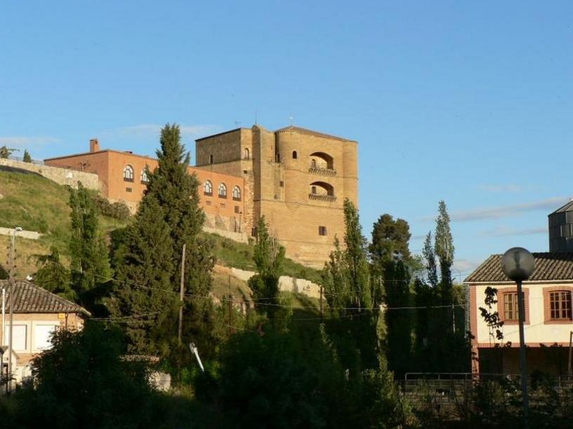 Torre del Caracol de Benavente (Zamora). Actual parador nacional