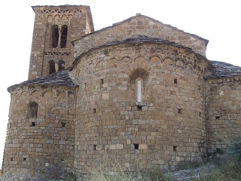 Iglesia de San Esteban de la Abella de la Conca