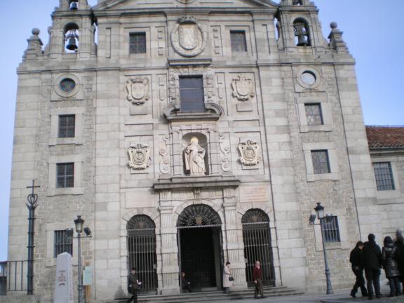 El Convento de Santa Teresa de Jesus