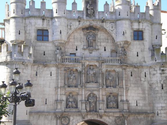 Descripcion Arco de Santa Maria