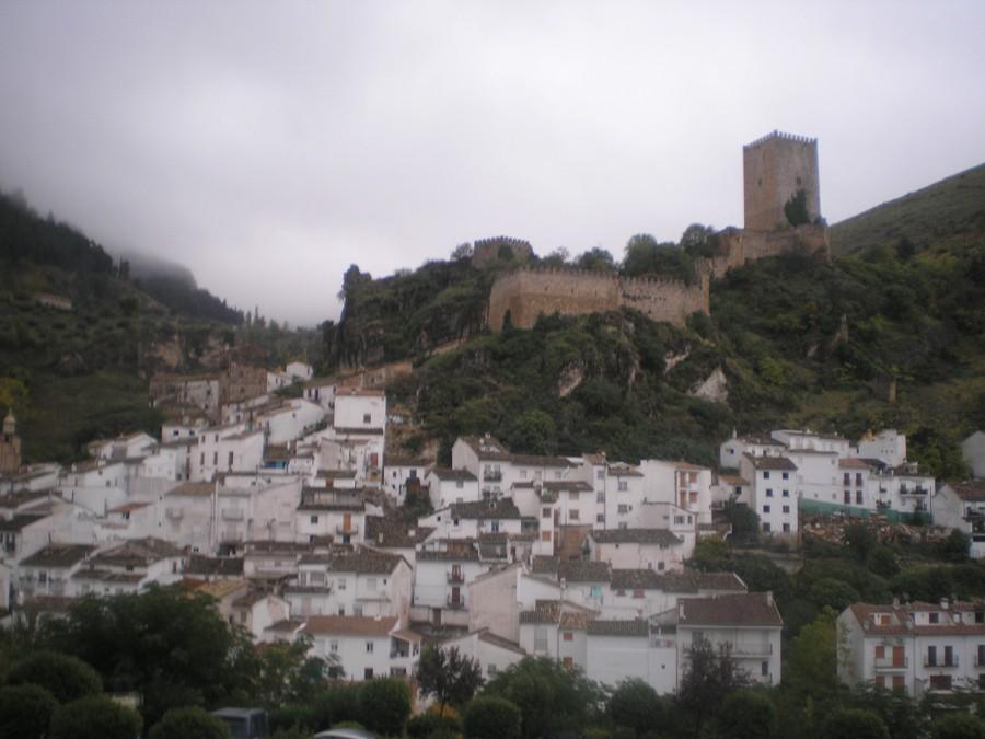El Castillo de Cazorla