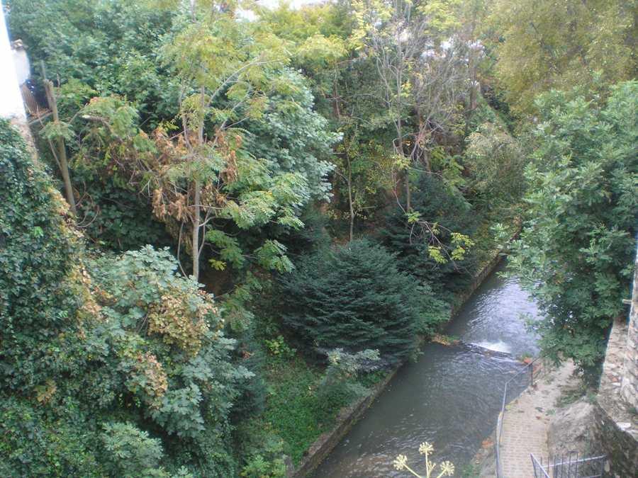 El Rio Cerezuelo o Rio Cazorla