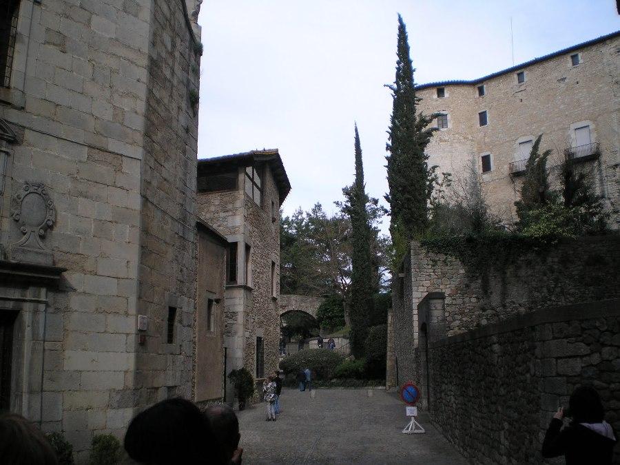 Rincon del Barrio Sant Pere de Girona